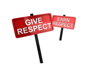 topic on respect